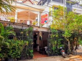 Anu Villa and Bistro, hotel in Siem Reap