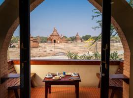 Hotel Temple View Bagan, hotel in Bagan