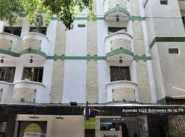 Ayenda 1228 Balcones de la 70, hotel en Medellín