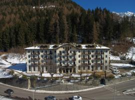 Palace Pontedilegno Resort, serviced apartment in Ponte di Legno