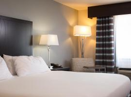 Holiday Inn Express Le Claire Riverfront-Davenport, hotel in Le Claire