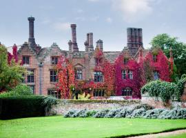 Seckford Hall Hotel & Spa; BW Premier Collection, hotel in Woodbridge