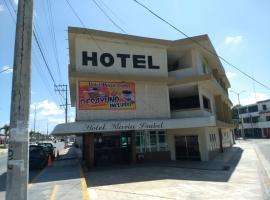 HOTEL MARIA ISABEL, hotel in Escárcega