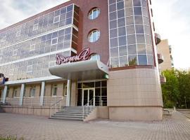 Гостиница Аврора , отель в Магнитогорске