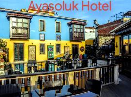 Ayasoluk Hotel & Restaurant, hotel in Selçuk