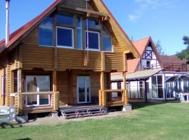 Guest house Kurshskaya kosa, guest house in Morskoye