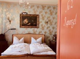 Altes Handelshaus Plauen, budget hotel in Plauen