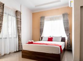 RedDoorz Syariah near Stadion Teladan Medan, hotel poblíž Letiště Polonia - MES,