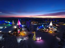 Santa Claus Holiday Village, hotel a Rovaniemi