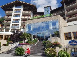 Hotel Alpine Palace, hotel in Saalbach-Hinterglemm