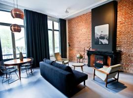 V Lofts, apartment in Amsterdam