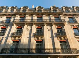 La Clef Champs-Élysées Paris by The Crest Collection, hôtel à Paris