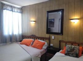 Hotel Metropolitano, hotel in Guatemala