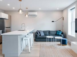 2-Bedroom Apartment in the Heart of Little Italy by Den Stays, hotel near IGA Stadium, Montreal