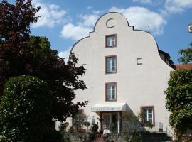 Hotel am Main, hotel near Botanic Garden Würzburg, Veitshöchheim