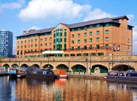 Best Western Plus The Quays Hotel Sheffield, hotel in Sheffield