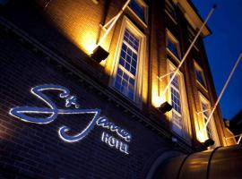 St James Hotel; BW Premier Collection, hotel in Nottingham