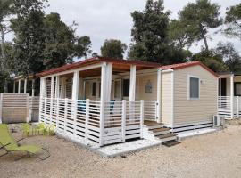 Mobile homes Maja Camp Soline - Self Check-in!, campground in Biograd na Moru