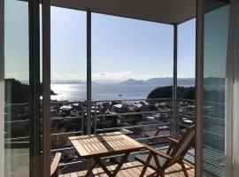 MY LODGE Naoshima、直島町のホテル