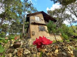Cabaña Lomas de Chiapas., apartamento en San Cristóbal de Las Casas