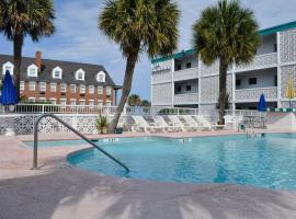 The Diplomat Family Motel, motel in Myrtle Beach