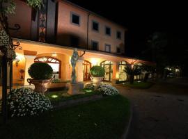 Hotel Ristorante Borgo Antico, hotel in Ceprano
