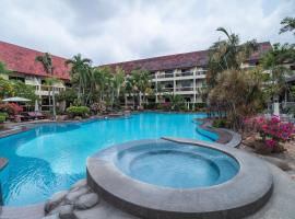 OYO 869 Ban Nam Mao Resort, hotel near Phoenix Gold Golf and Country Club, Na Jomtien