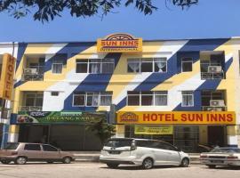 SUN INNS PERMAS JAYA, hotel in Johor Bahru