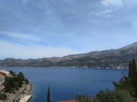 Korkyra Melaina, pet-friendly hotel in Korčula