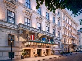 The Ritz-Carlton, Vienna, hotel in Vienna
