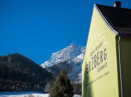 Erzberg Alpin Resort by ALPS RESORTS, hotel in Eisenerz