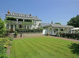 Wingrove House, country house in Alfriston