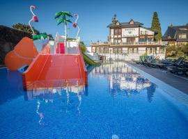 Santa Susanna Resort, отель в Санта-Сусанне
