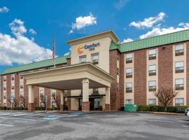 Comfort Inn Martinsburg, hotel in Martinsburg