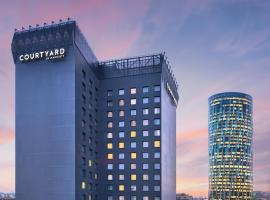 Courtyard by Marriott Bucharest Floreasca, hotel in Bucharest