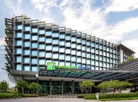 Holiday Inn Express Singapore Clarke Quay (SG Clean), hotel in Singapore