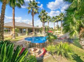 Villa Palm Queen - Luxury Celebrity Coachella, hotel in La Quinta