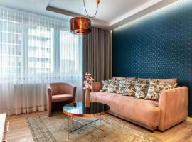 Pure Rental Apartments, hotel near Anonymous Pedestrians, Wrocław