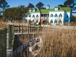 Roanoke Island Inn, family hotel in Manteo