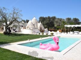 Trulli Olea with Pool, hôtel à San Vito dei Normanni