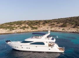 M/Y MARLIN, boat in Athens