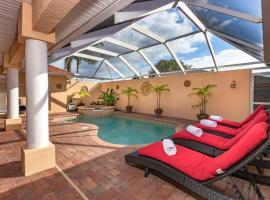 Villa Tuscany - Cape Coral, Hotel mit Whirlpools in Cape Coral