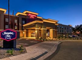 Hampton Inn Fresno Airport, hotel in Fresno