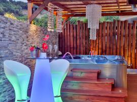 FARE ANAPA GUESTHOUSe, hôtel à Papeete