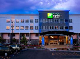 Holiday Inn Express Hotel & Suites Colorado Springs Downtown Central, an IHG Hotel, hotel in Colorado Springs