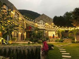 Krystal Tam Đảo, hotel in Tam Ðảo