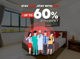 OYO 1726 Bed & Breakfast Inn, hotell i Jambi
