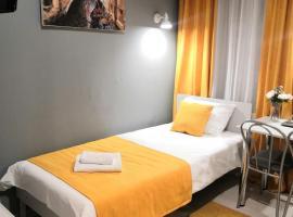 Hotel IQ Казань, отель в Казани