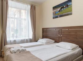 Меридиан Отель , отель в Санкт-Петербурге