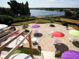 L'scale de ribou, hôtel à Cholet